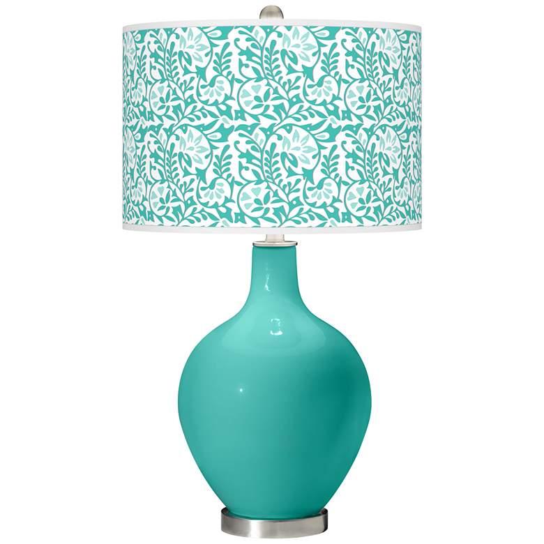 Synergy Gardenia Ovo Table Lamp