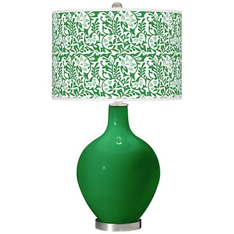Envy Gardenia Ovo Table Lamp