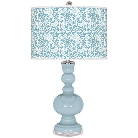 Vast Sky Gardenia Apothecary Table Lamp