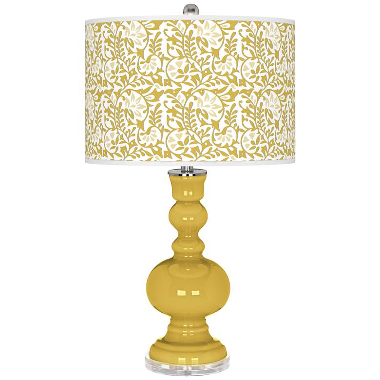 Nugget Gardenia Apothecary Table Lamp
