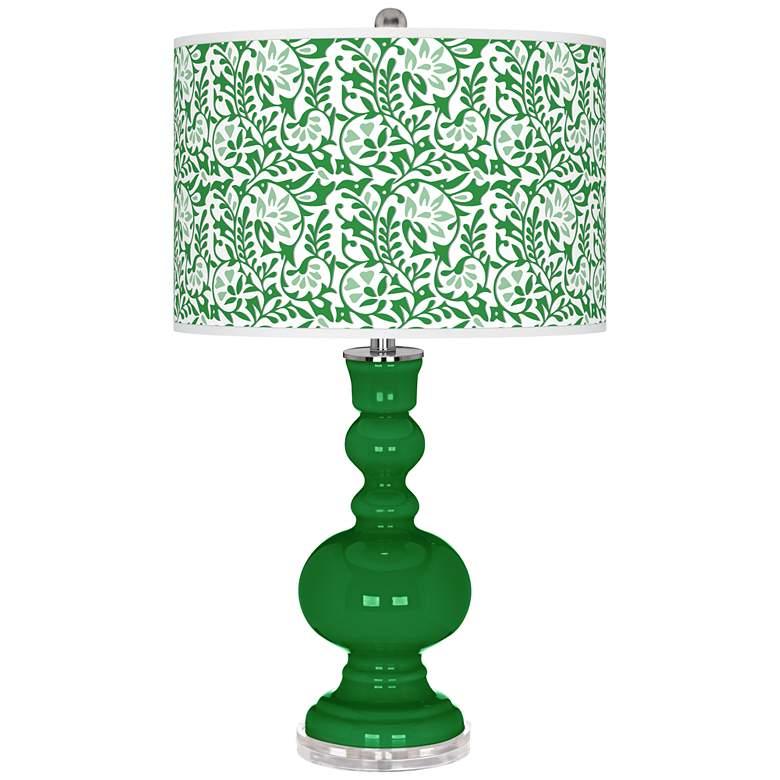 Envy Gardenia Apothecary Table Lamp