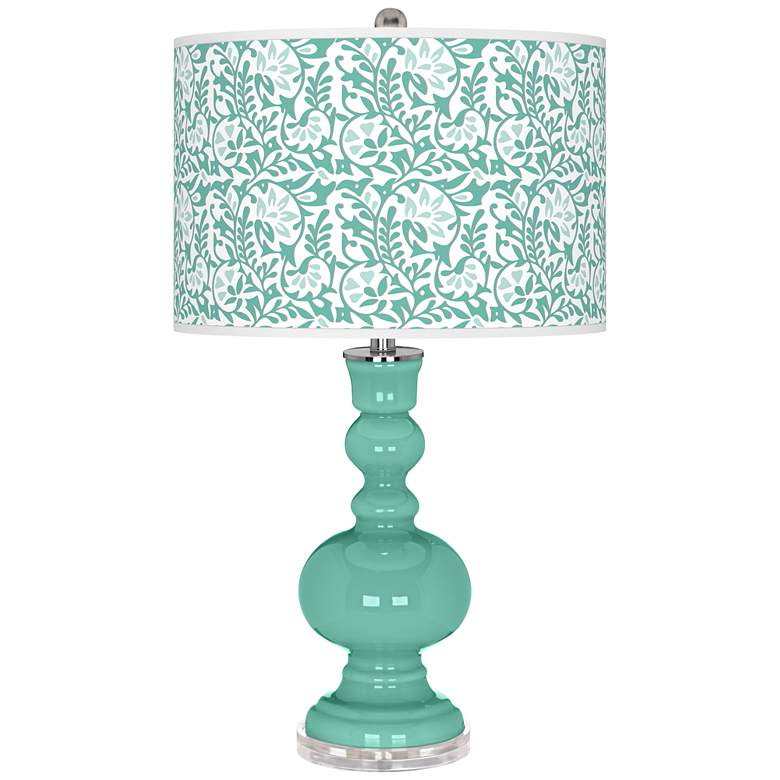Larchmere Gardenia Apothecary Table Lamp