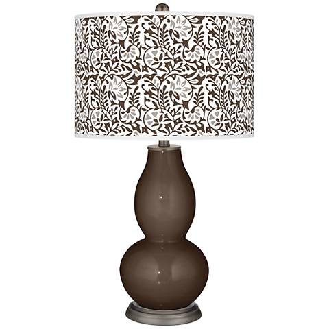 Carafe Gardenia Double Gourd Table Lamp