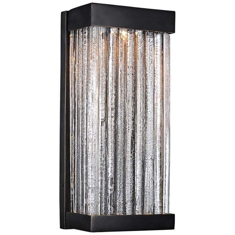 """Maxim Encore VX 16"""" High Bronze LED Outdoor Wall Light"""
