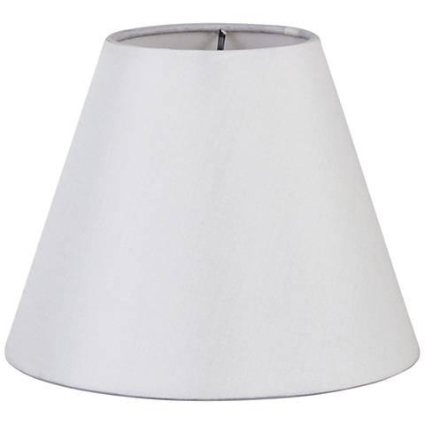Oyster Empire Hardback Lamp Shade 6.5x12x9.5 (Spider)