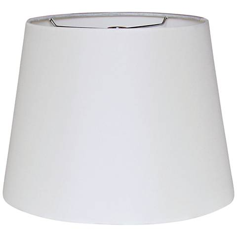 British Oyster Empire Hardback Lamp Shade 9x12x9 (Spider)