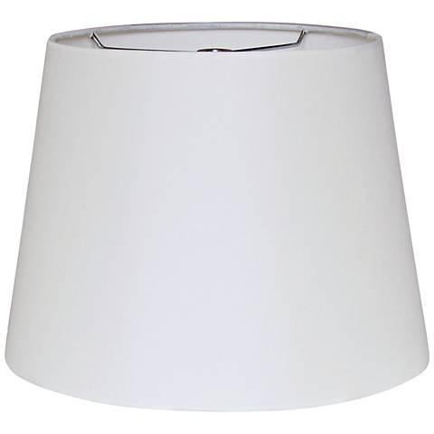 British Oyster Empire Hardback Lamp Shade 10x14x10 (Spider)