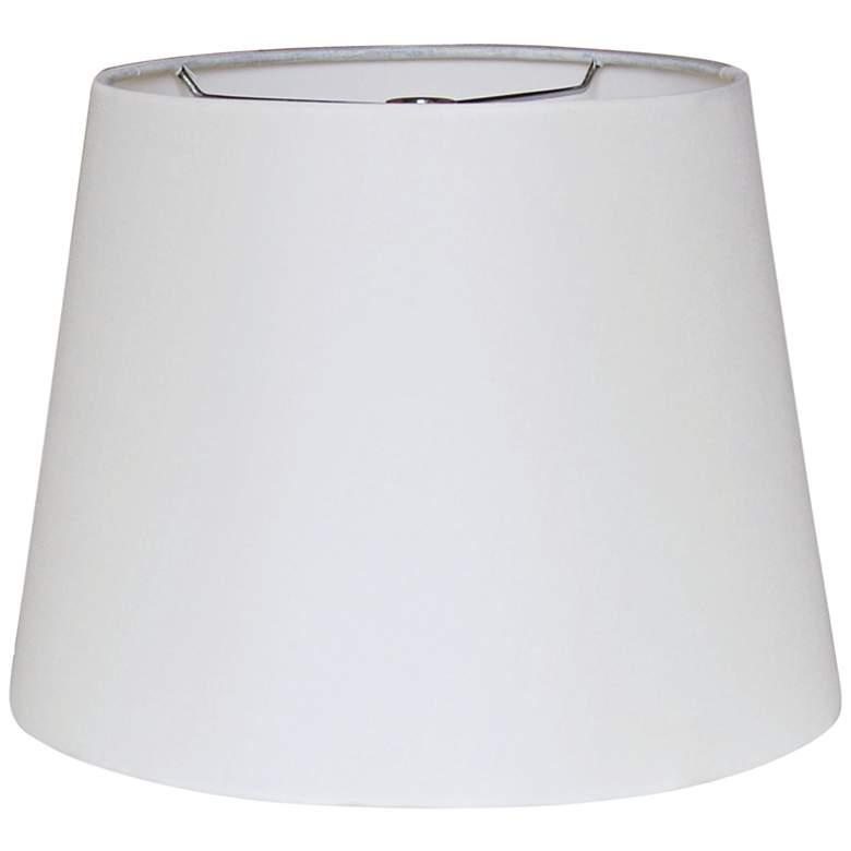 British Oyster Empire Hardback Lamp Shade 11x16x11 (Spider)