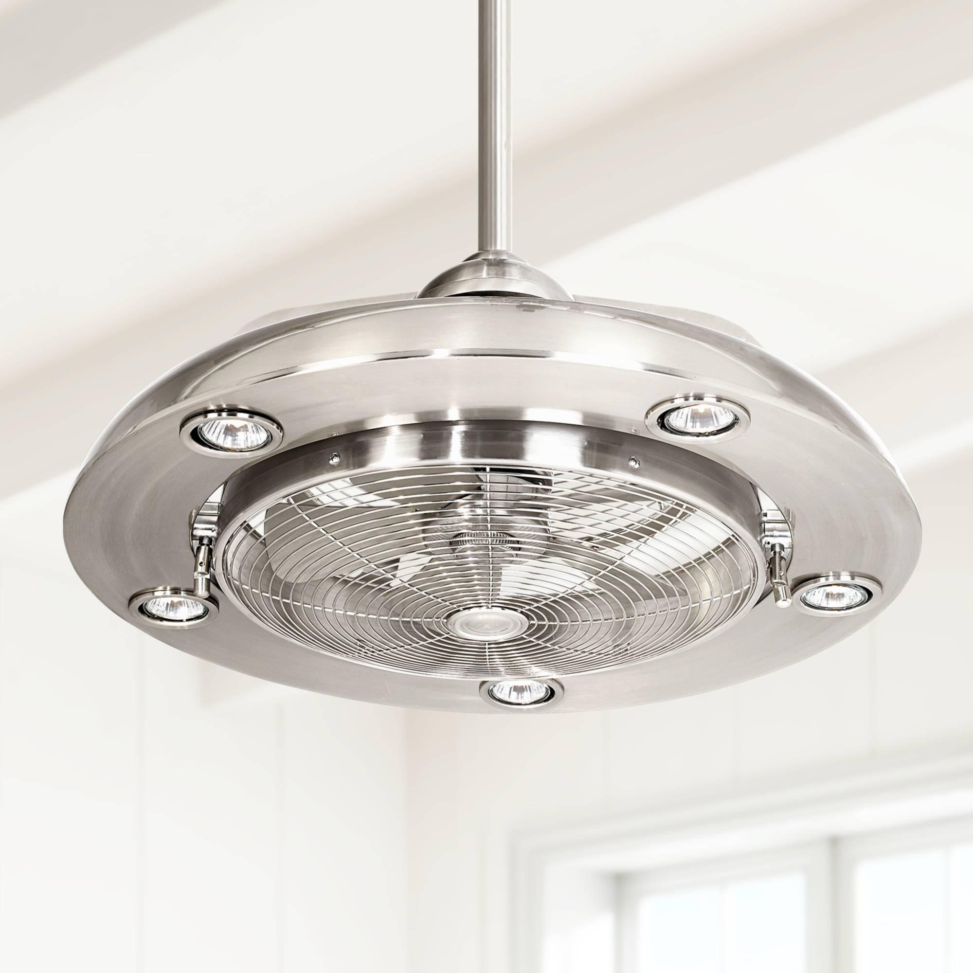 24 Modern Ceiling Fan With Light Led