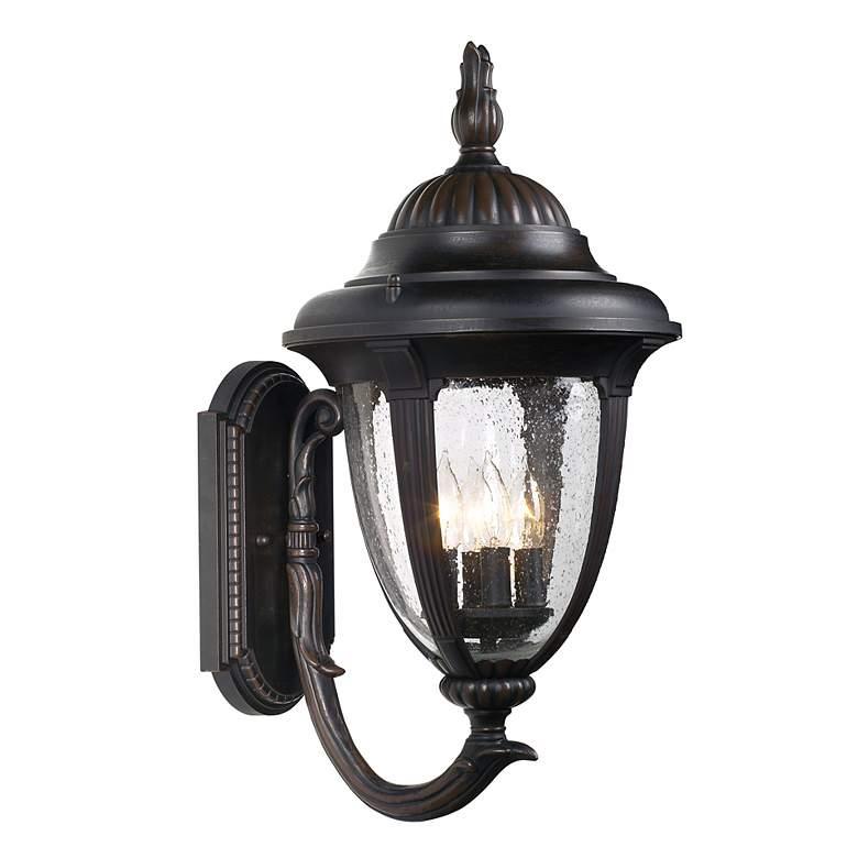 """Casa Sierra™ Bronze 23 1/2"""" High Outdoor Wall Light"""