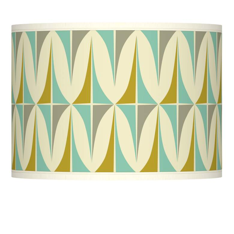 Vernaculis I Giclee Lamp Shade 13.5x13.5x10 (Spider)