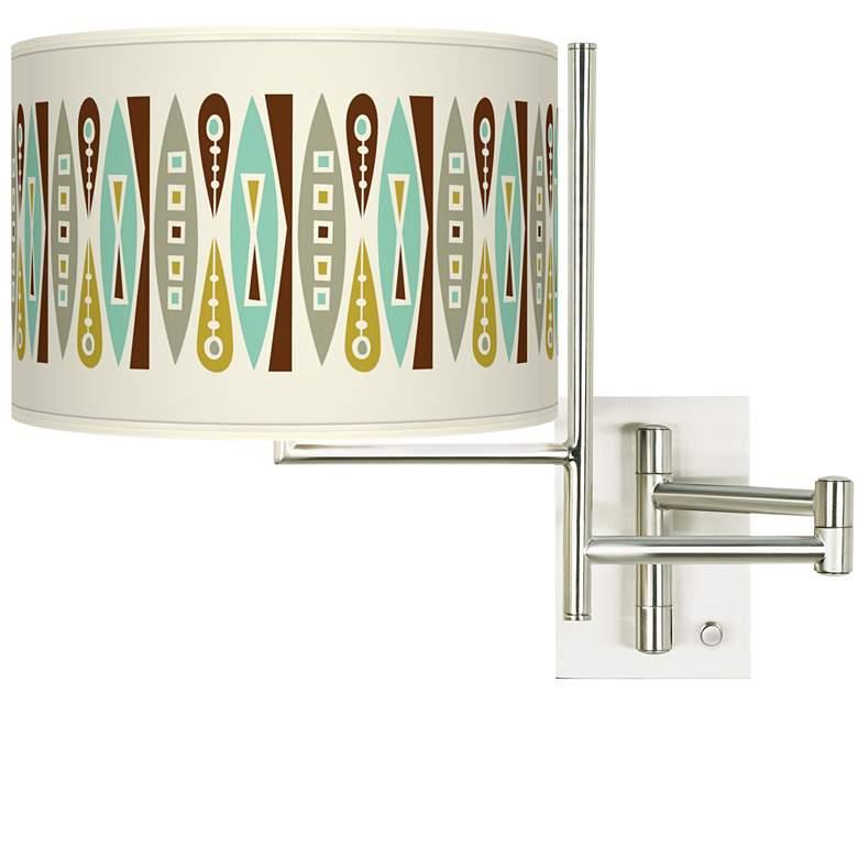 Tempo Vernaculis II Plug-in Swing Arm Wall Light