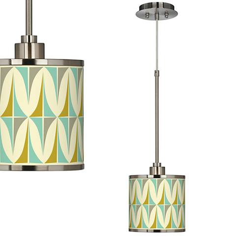 Vernaculis I Giclee Glow Mini Pendant Light