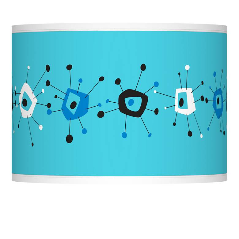Sputnickle Giclee Lamp Shade 13.5x13.5x10 (Spider)
