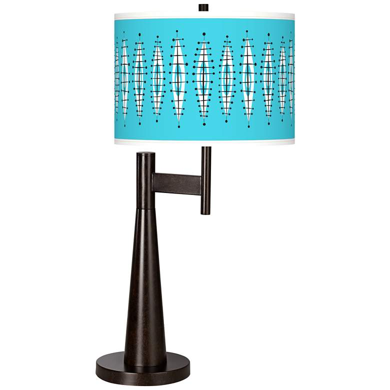 Vibraphonic Bounce Giclee Novo Table Lamp