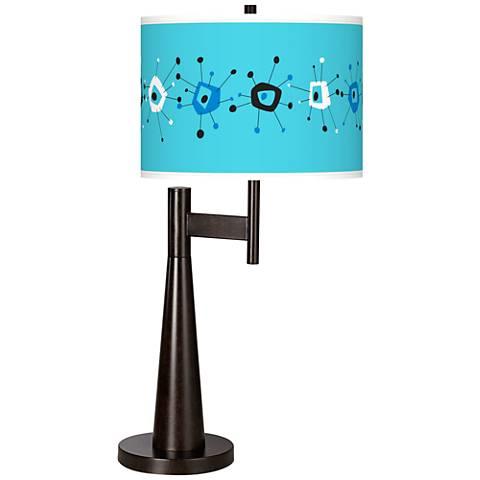 Sputnickle Giclee Novo Table Lamp