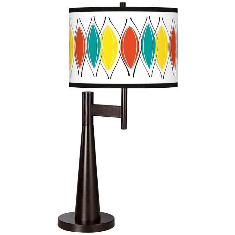 Harmonium Giclee Novo Table Lamp