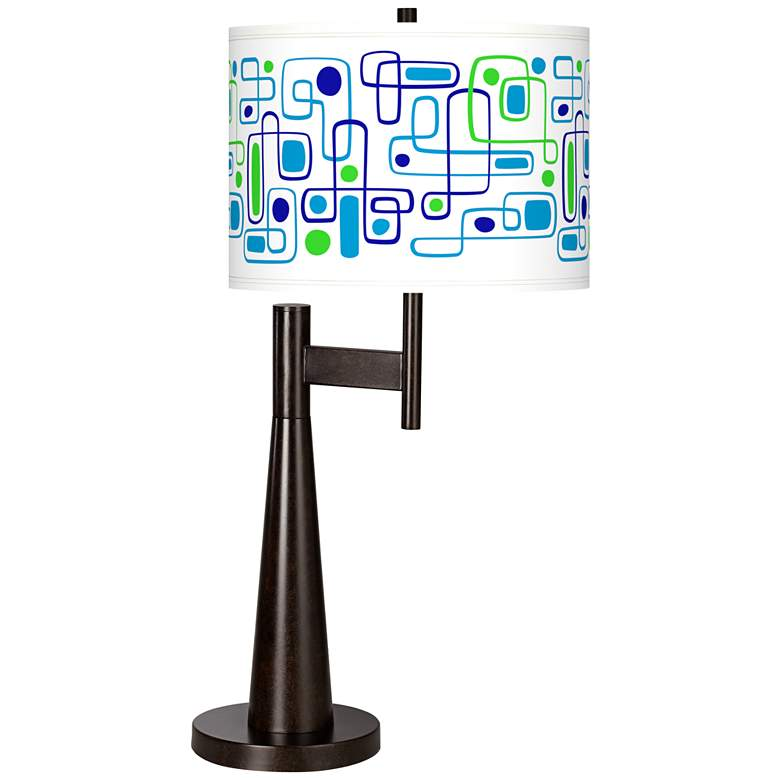 Racktrack Giclee Novo Table Lamp