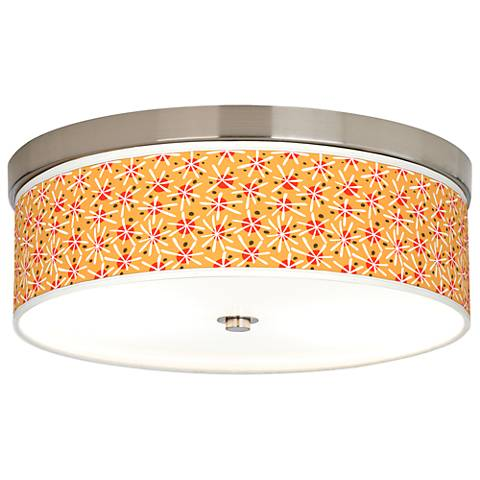 Seastar Giclee Energy Efficient Ceiling Light