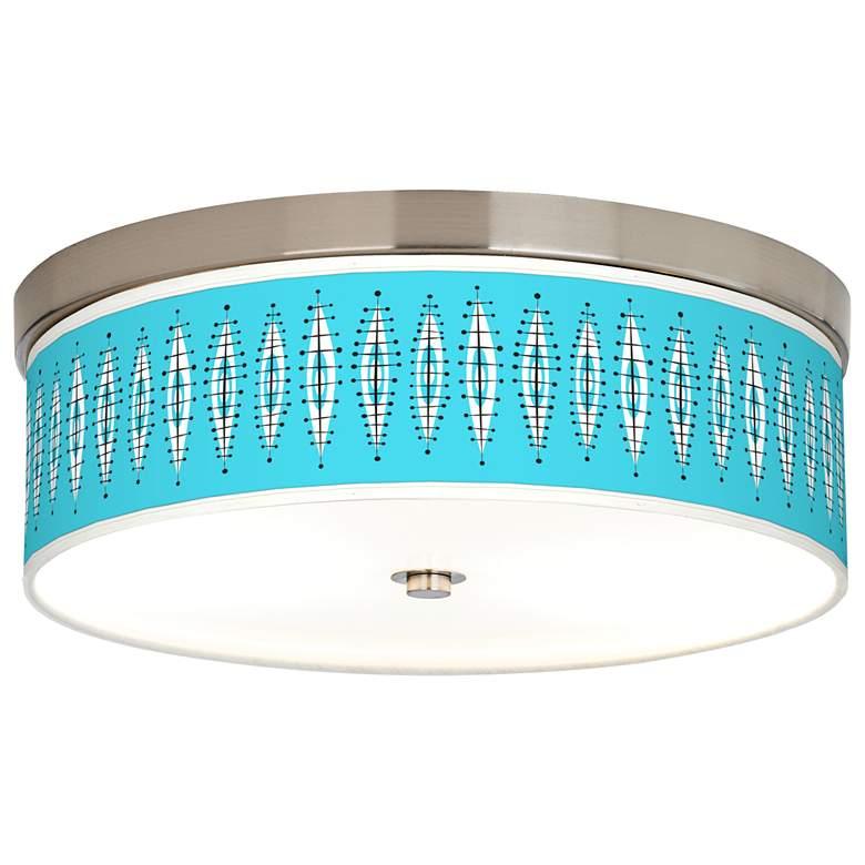 Vibraphonic Bounce Giclee Energy Efficient Ceiling Light