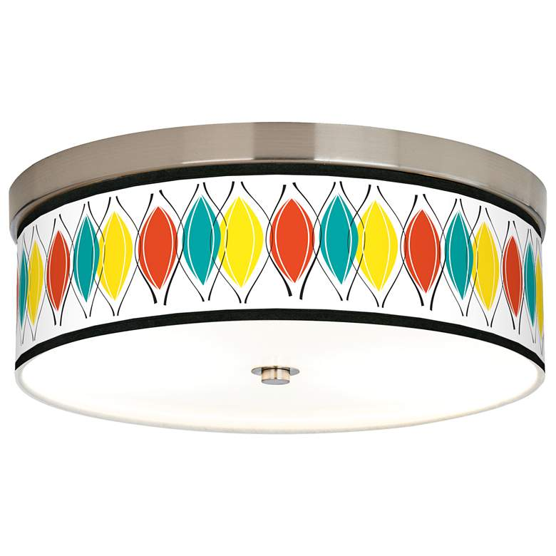Harmonium Giclee Energy Efficient Ceiling Light
