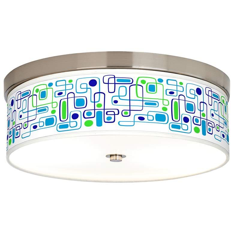 Racktrack Giclee Energy Efficient Ceiling Light