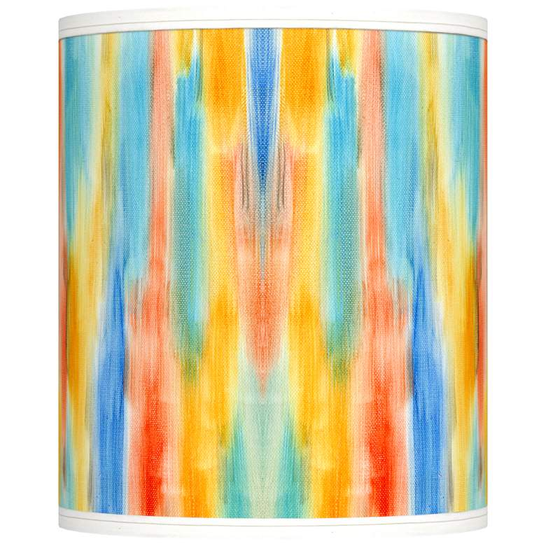 Tricolor Wash Giclee Shade 10x10x12 (Spider)