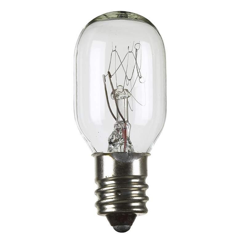 20 Watt Candelabra Base Night Light Bulb