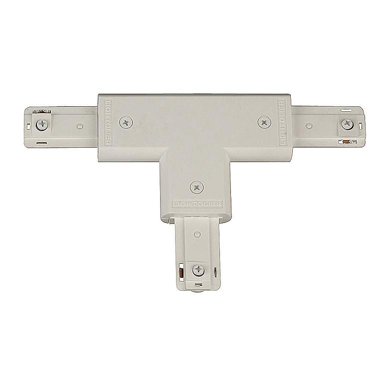Lightolier T-Shape Feed Track Connector