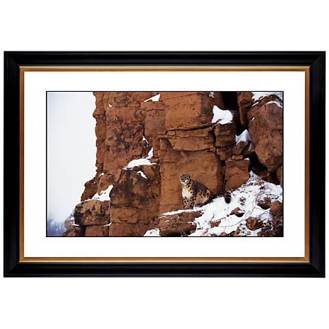 "Mountain Perch Giclee 41 3/8"" Wide Wall Art"