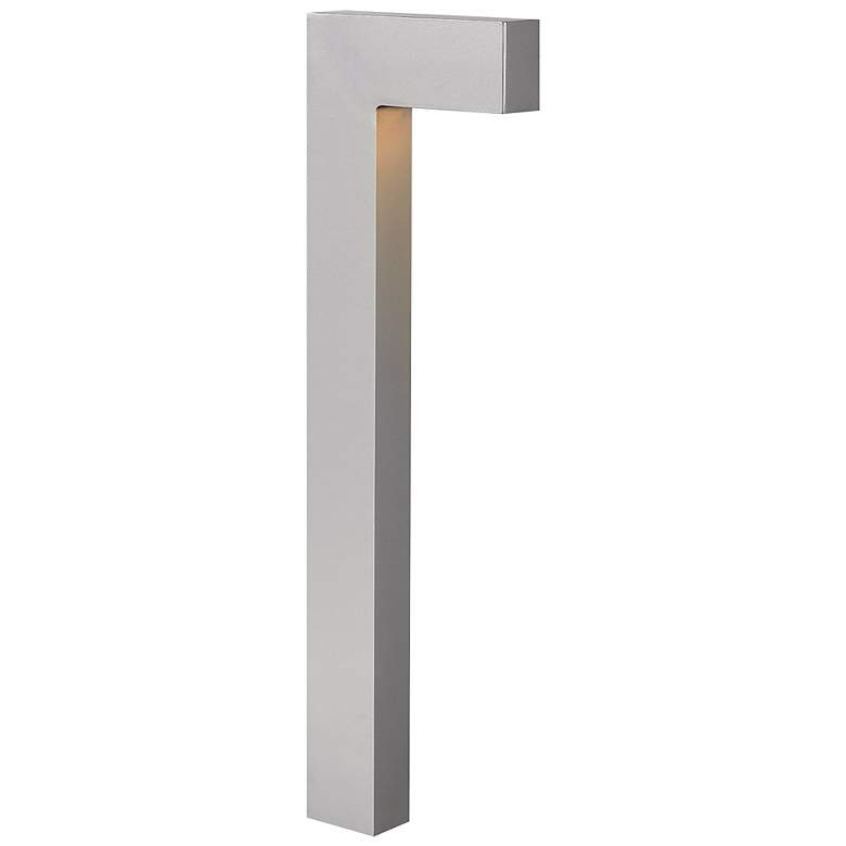Hinkley Contemporary Titanium Finish Low Voltage Path Light