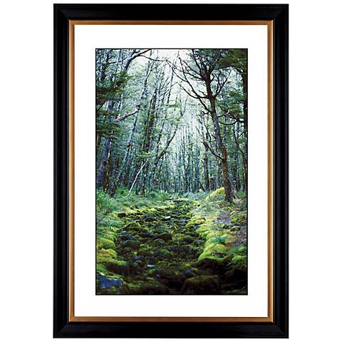 "Forest Clearing Giclee 41 3/8"" High Wall Art"
