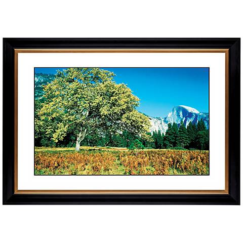"""Mountain Valley Giclee 41 3/8"""" Wide Wall Art"""