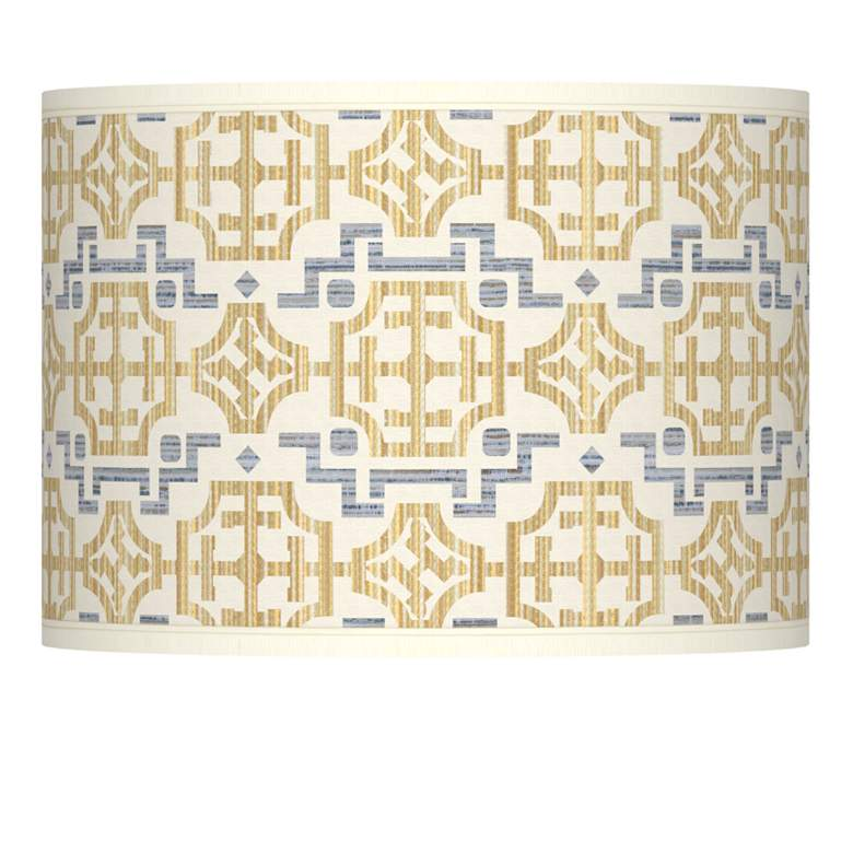 Willow Chinoiserie Giclee Lamp Shade 13.5x13.5x10 (Spider)