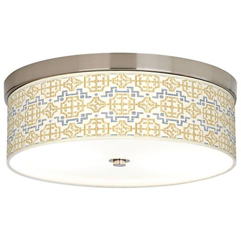Willow Chinoiserie Giclee Energy Efficient Ceiling Light
