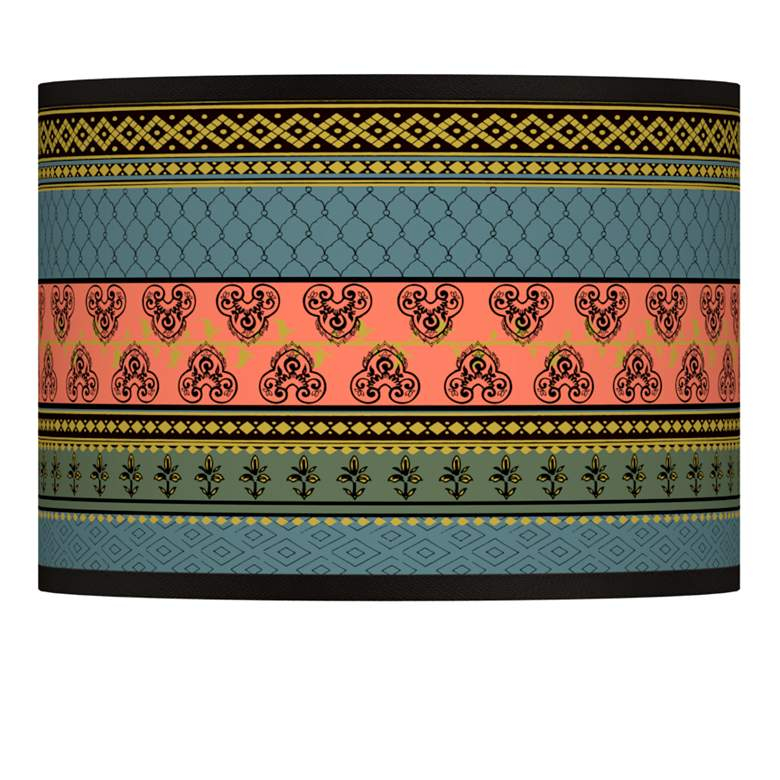Royal Tapestry Giclee Lamp Shade 13.5x13.5x10 (Spider)