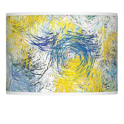 Starry Dawn Giclee Lamp Shade 13.5x13.5x10 (Spider)