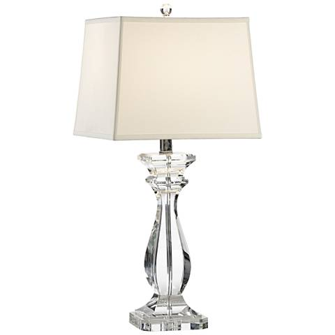 Wildwood Orlando Crystal Table Lamp