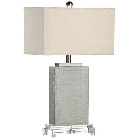 Wildwood Huntington Glazed Ceramic Table Lamp