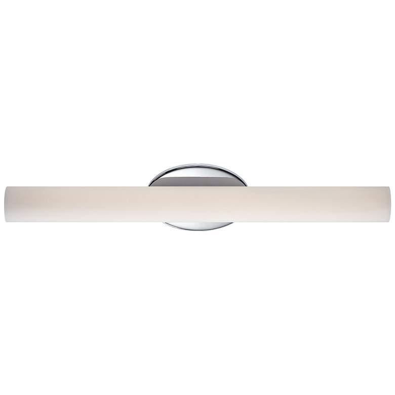 "Modern Forms Loft 24"" Wide Chrome LED Bath Light"