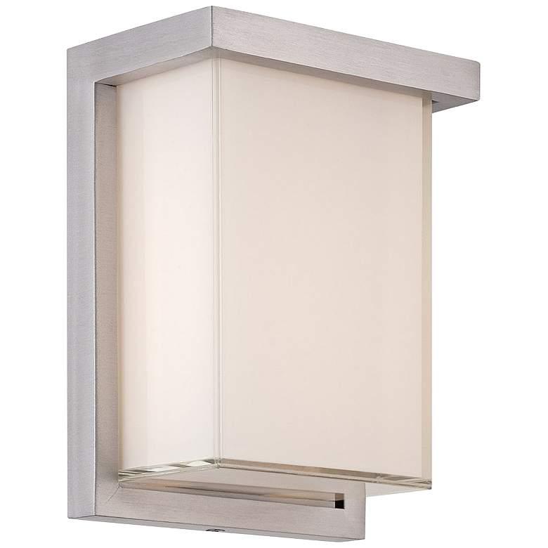 "Modern Forms Ledge 8"" High Aluminum LED Outdoor Wall Light"