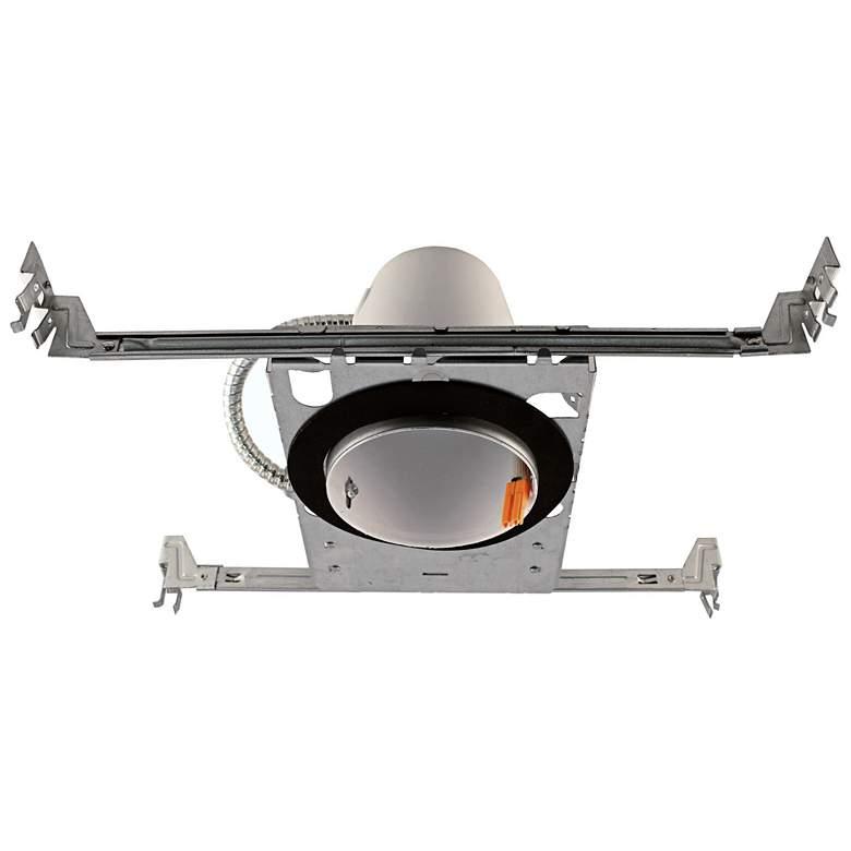 "4"" Neutral IC Ideal Airtight New Construction LED Housing"