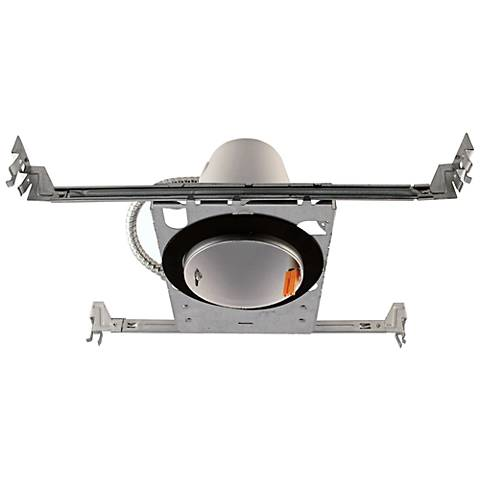 "4"" Neutral IC Ideal Airtight New Construction LED Housing"