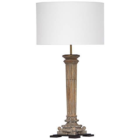 Regina Andrew Design Reuben Natural Table Lamp