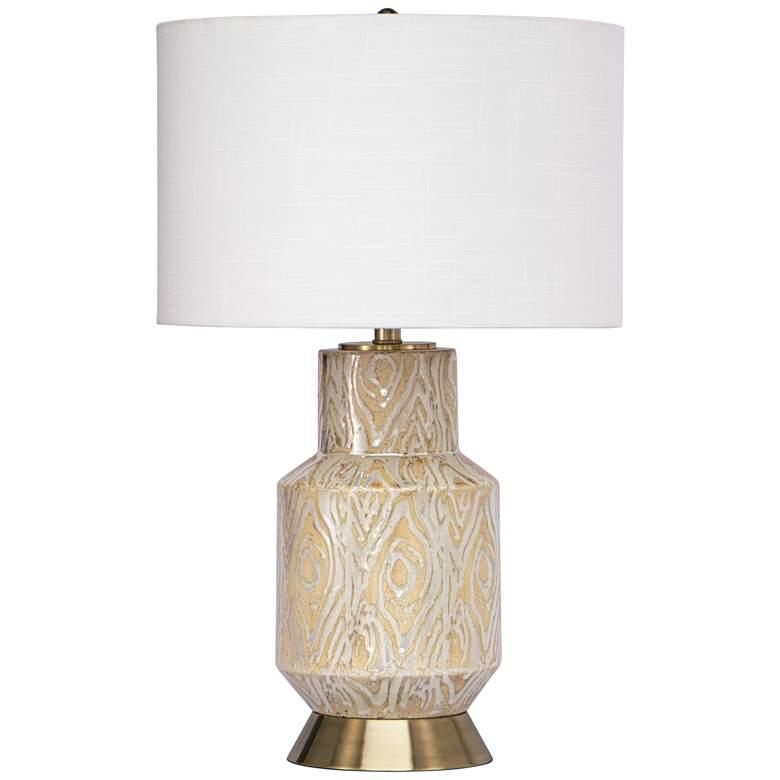 Regina Andrew Kendall Coral Ceramic Table Lamp
