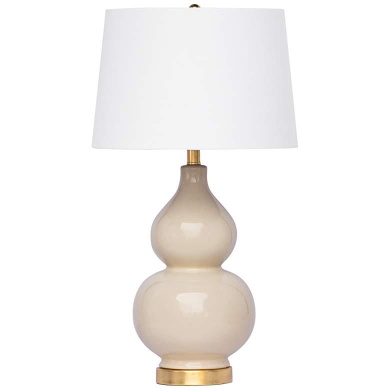 Regina Andrew Design Madison Ivory Ceramic Table Lamp