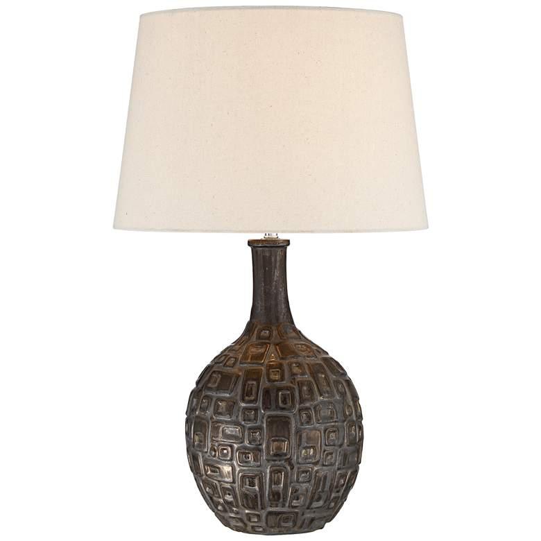 Abby Brown Ceramic Table Lamp