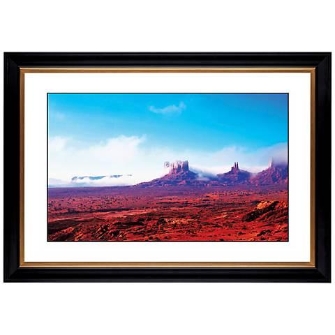 """Arizona Painted Desert Giclee 41 3/8"""" Wide Wall Art"""