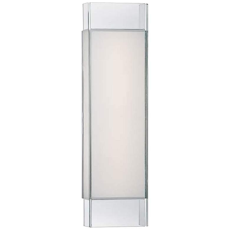 "Modern Forms Cloud 18"" High Chrome LED Bath Light"