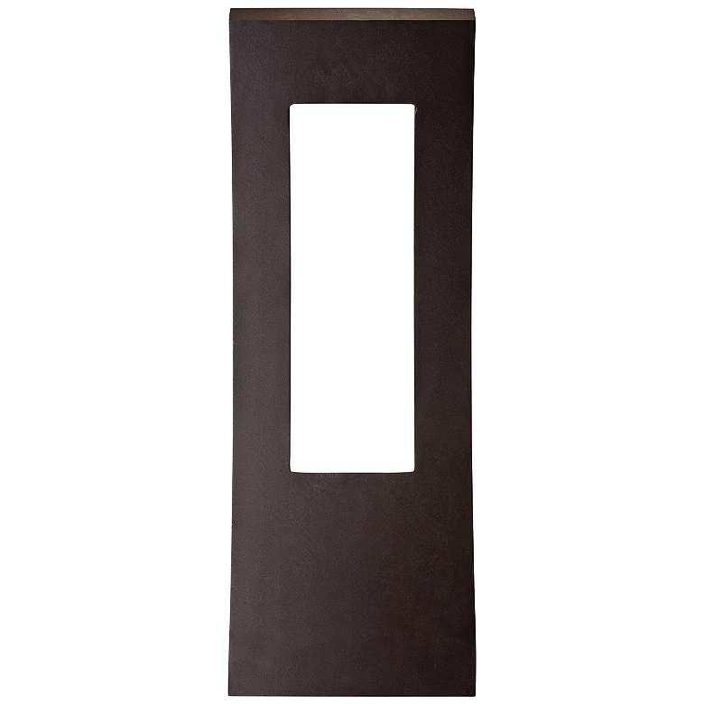 "Modern Forms Dawn 23"" High Bronze LED Outdoor"